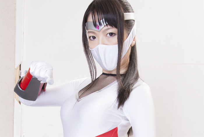 [GDSC-20] 超装くノ一烈火(拷問・接吻・凌辱・痴女)宮崎由麻 Miyazaki
