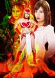 ドSヒロイン戦闘員逆凌辱 炎の女神ガルーダ