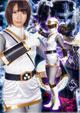 レイプハンターBEAST Vol.1 闘忍戦隊シャドウレンジャー シャドウホワイト