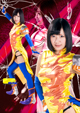 【G1】格闘女戦士失禁レイプ -龍華-